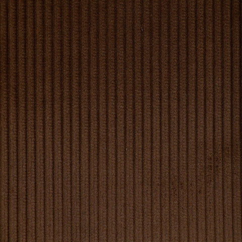Medium Brown 8 Wale Corduroy