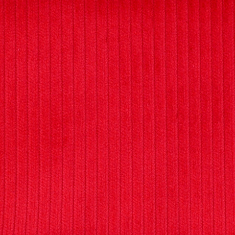 Red 5 Wale Corduroy