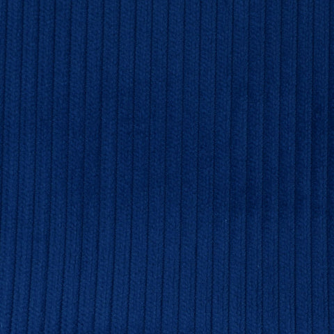 Royal Blue 5 Wale Corduroy