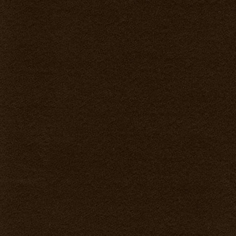 Dark Brown Moleskin