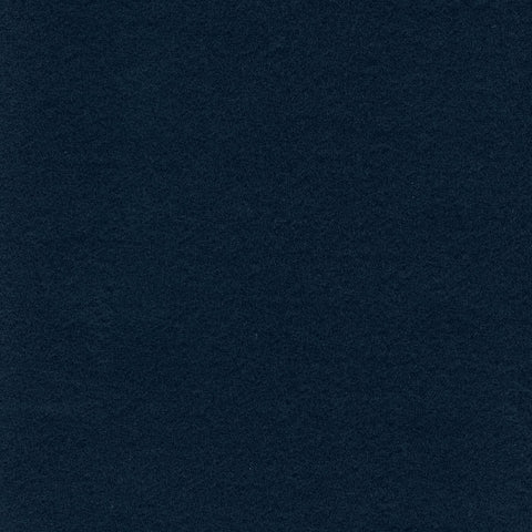 Navy Blue Moleskin
