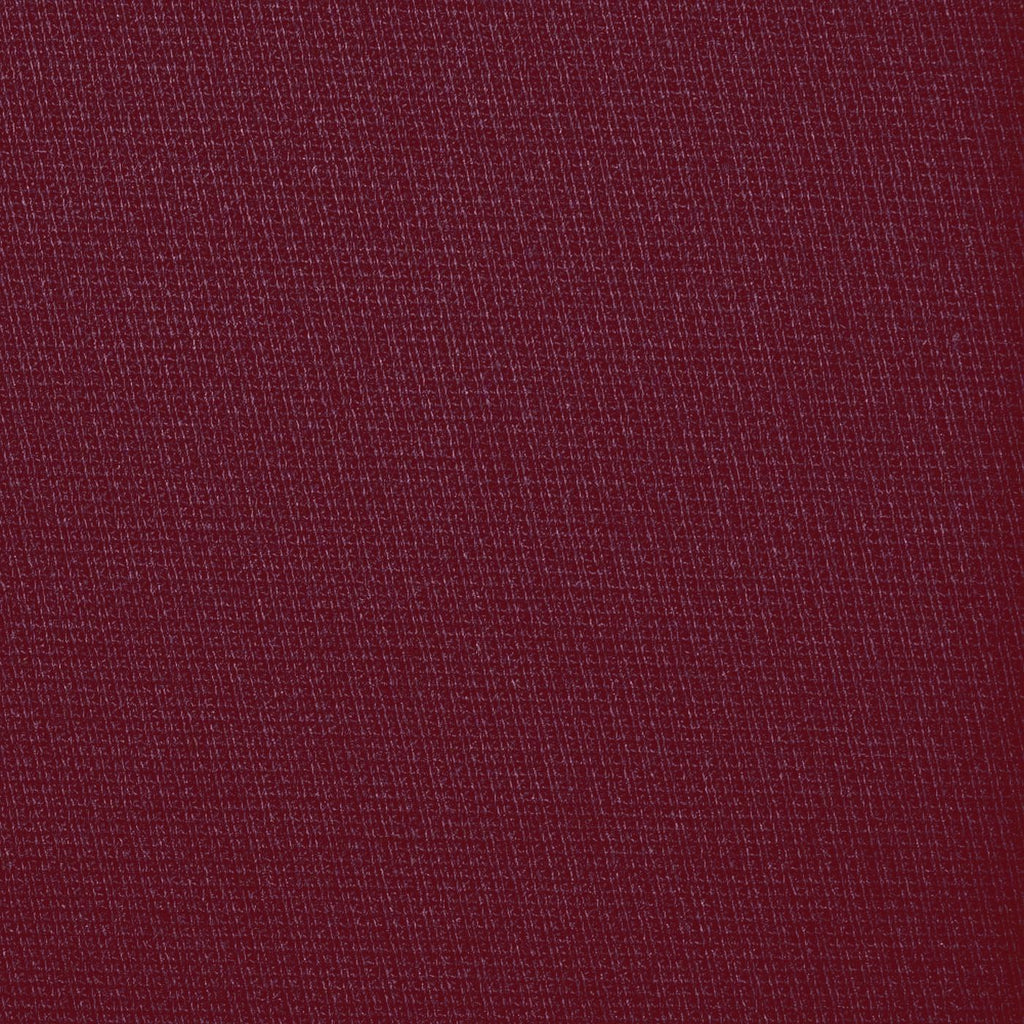 Burgundy Cavalry Twill Cotton Suiting