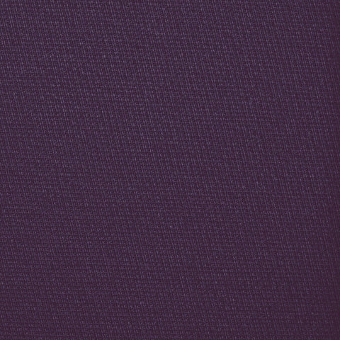 Plum Cavalry Twill Cotton Suiting