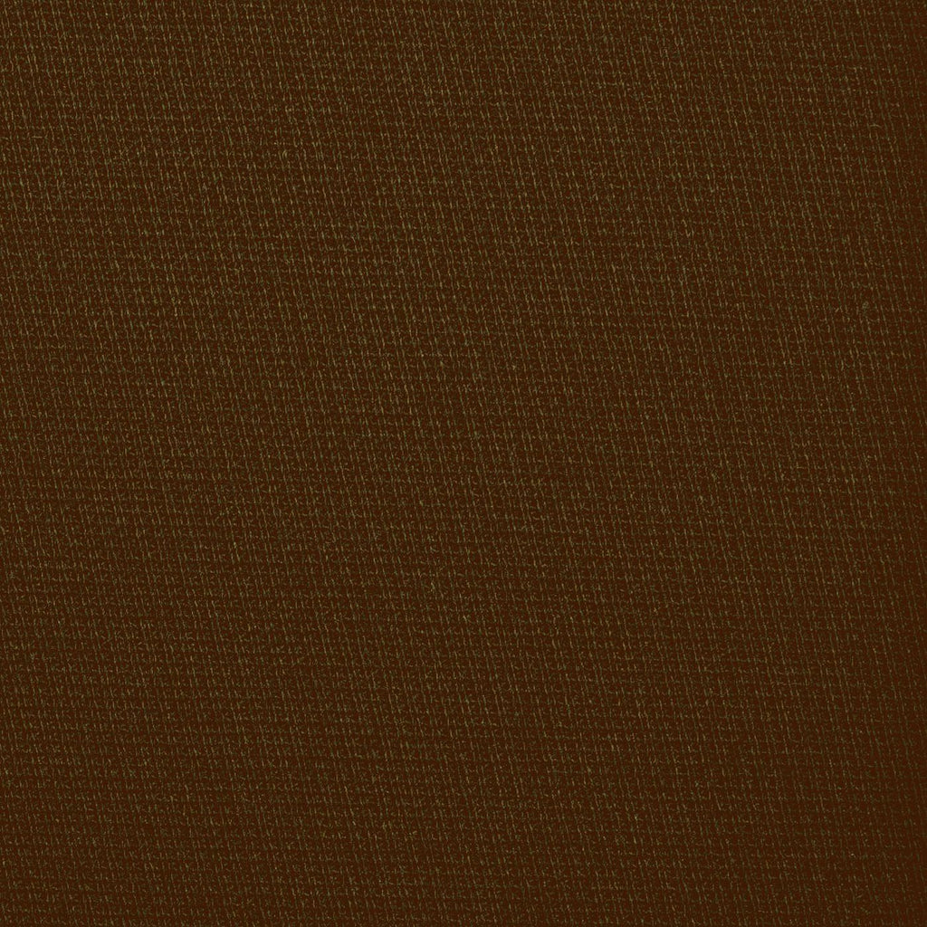 Dark Brown Cavalry Twill Cotton Suiting