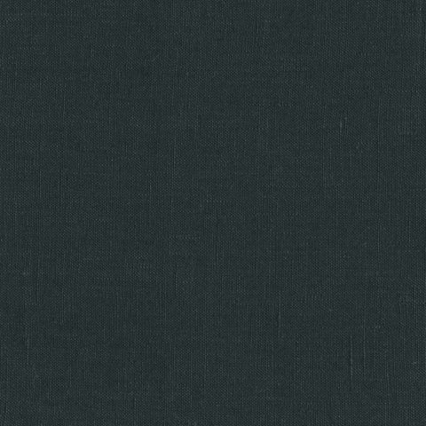 Dark Grey Irish Linen