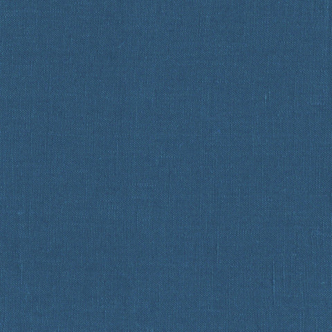 Medium Blue Irish Linen