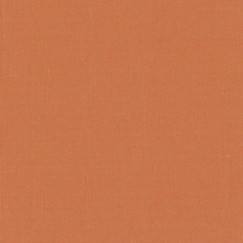 Orange Irish Linen