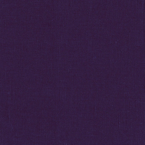 Purple Irish Linen