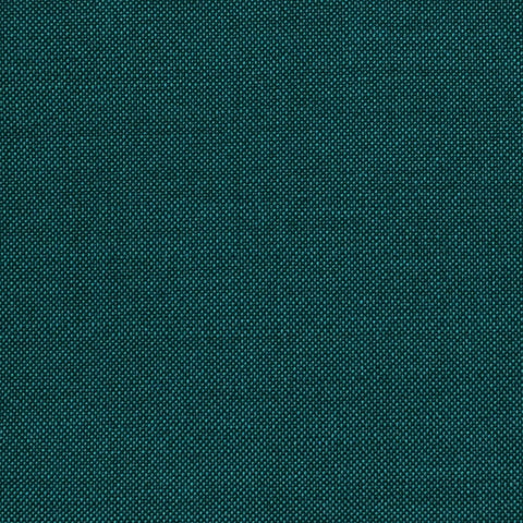 Jade Green Solid Super 100's Wool & Kid Mohair Suiting By Holland & Sherry