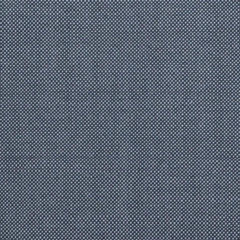 Silver Grey Solid Super 100's Wool & Kid Mohair Suiting By Holland & Sherry