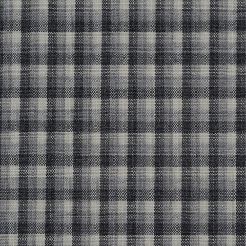 Beige, Grey & Dark Grey Check Holland & Sherry Jacketing