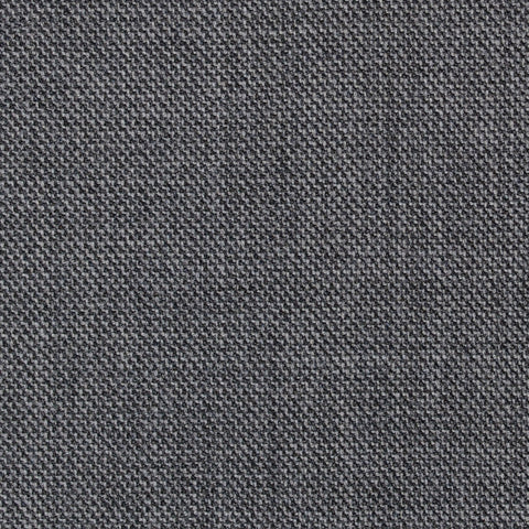 Light Grey Pick & Pick Super 100's All Wool Suiting By Holland & Sherry