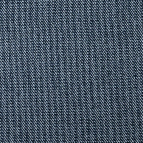 Light Grey Sharkskin Super 100's All Wool Suiting By Holland & Sherry