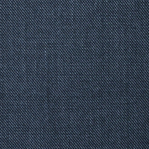Medium Grey Sharkskin Super 100's All Wool Suiting By Holland & Sherry
