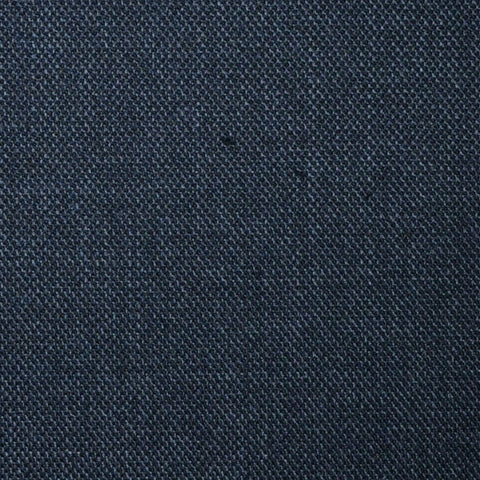 Dark Grey Sharkskin Super 100's All Wool Suiting By Holland & Sherry