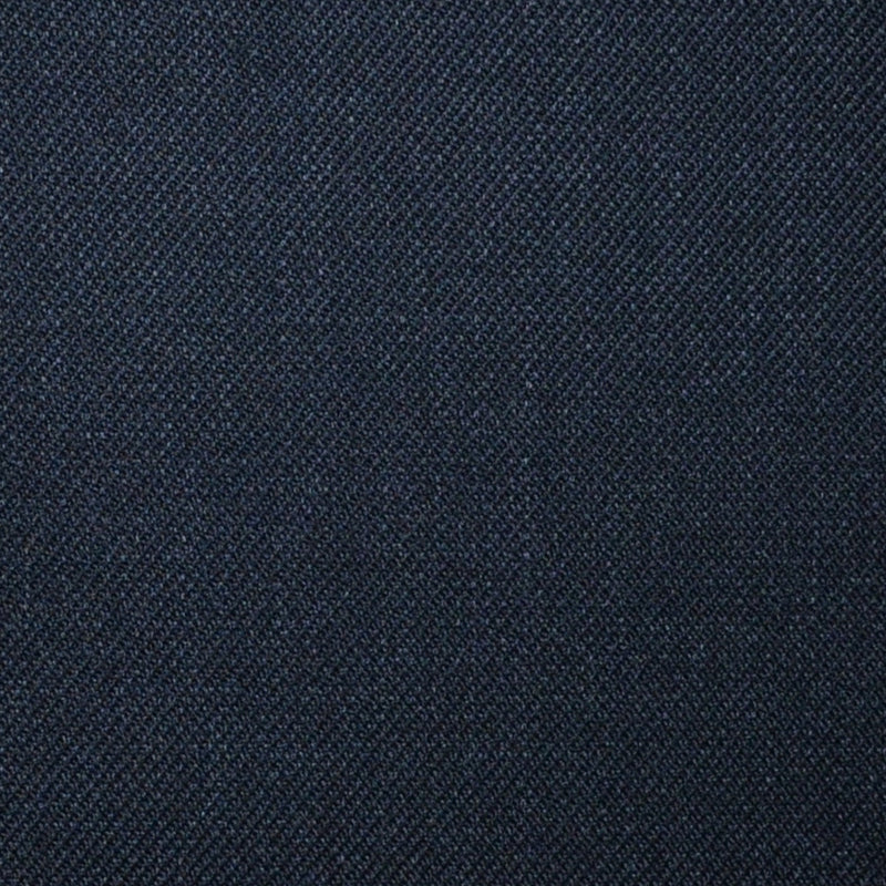 Charcoal Sharkskin Super 100's All Wool Suiting By Holland & Sherry