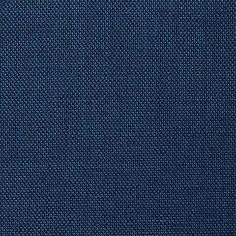 Medium Blue Sharkskin Super 100's All Wool Suiting By Holland & Sherry