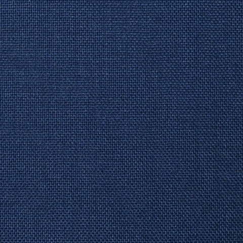 Airforce Blue Hopsack Super 100's All Wool Suiting By Holland & Sherry