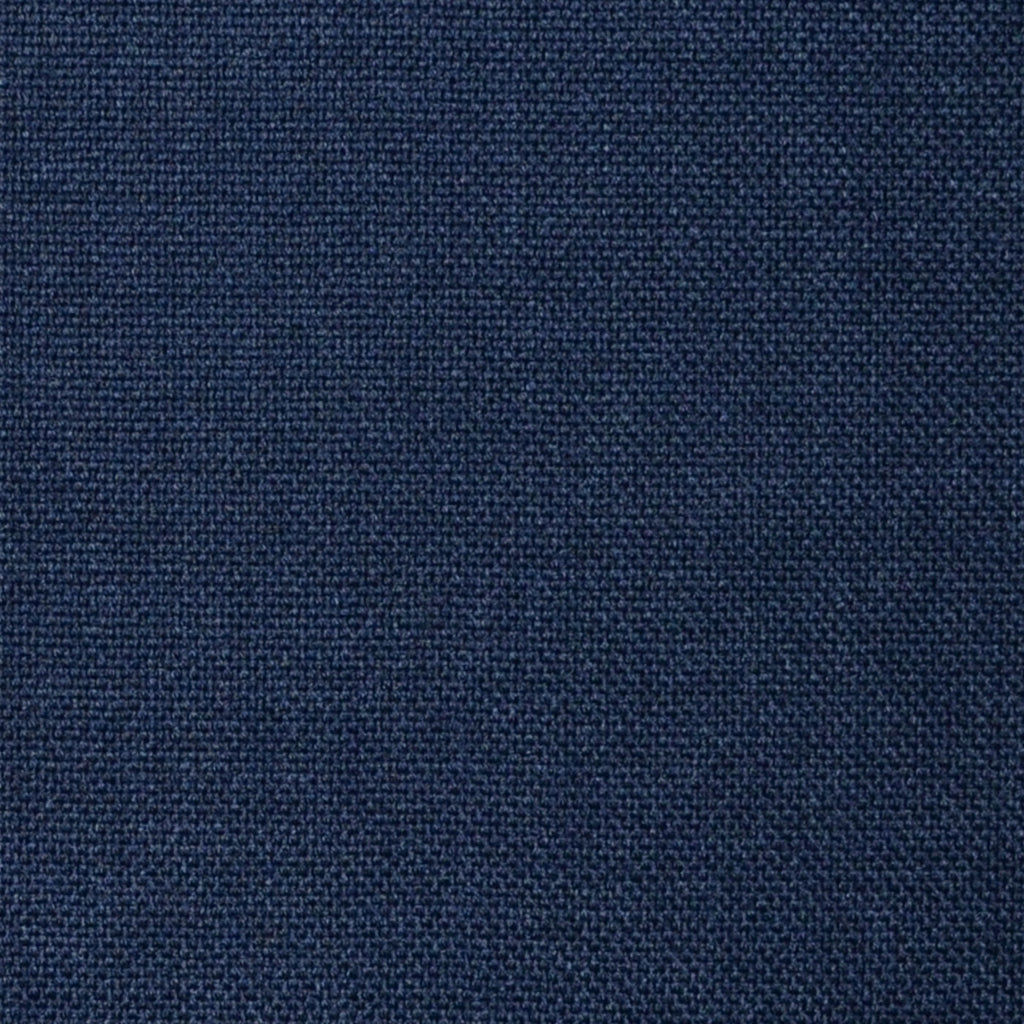 Medium Blue Hopsack Super 100's All Wool Suiting By Holland & Sherry