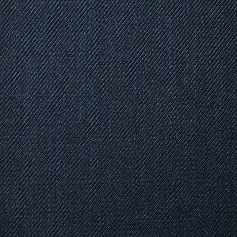 Charcoal Plain Twill Super 100's All Wool Suiting By Holland & Sherry