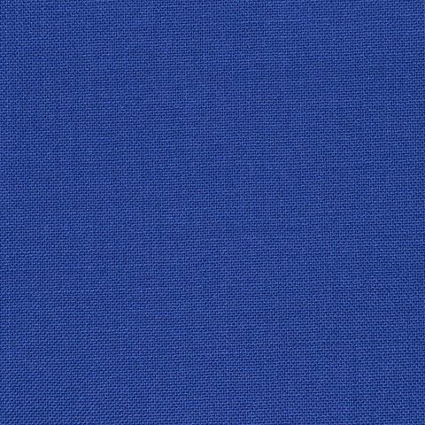 Royal Blue Plain Weave Holland & Sherry Jacketing