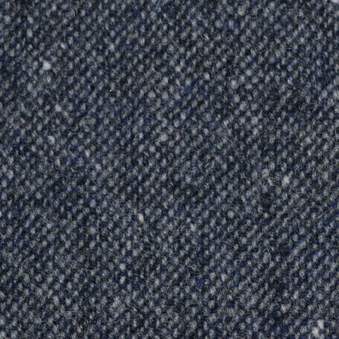 Grey All Wool Irish Donegal Tweed