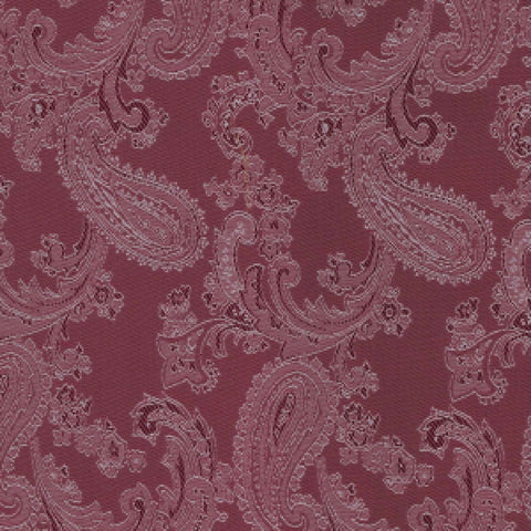 Rose Paisley Poly/Viscose Lining