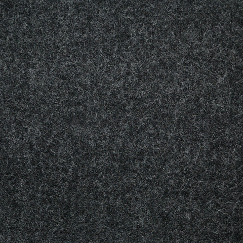 Charcoal Grey Wool Coating