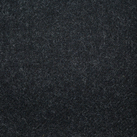 Dark Grey Wool Coating
