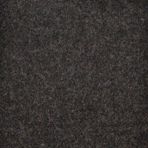 Mocha Brown Wool Coating