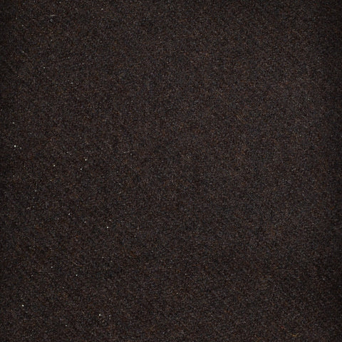 Dark Brown Wool Coating
