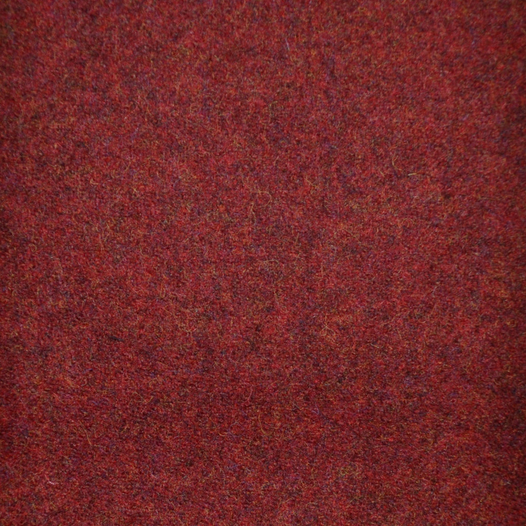 Crimson Wool Coating