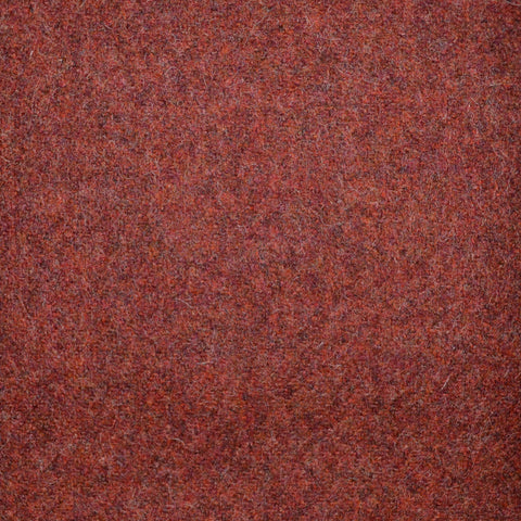 Venetian Red Wool Coating