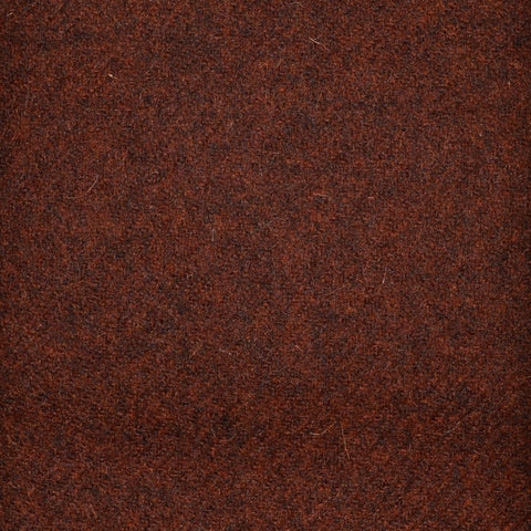 Burnt Sienna Wool Coating