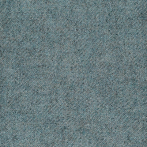 Light Blue Wool Coating