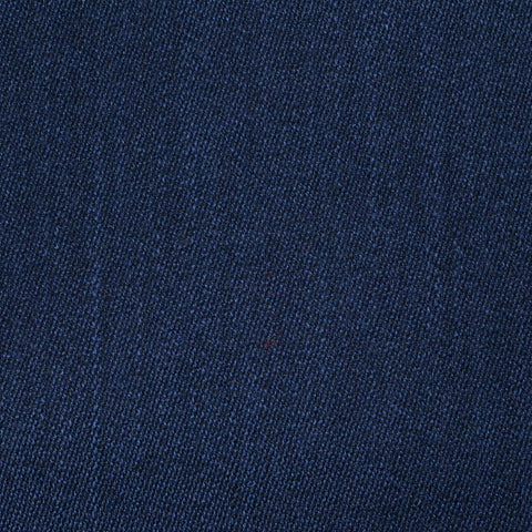 Navy Blue All Wool Covert Coating