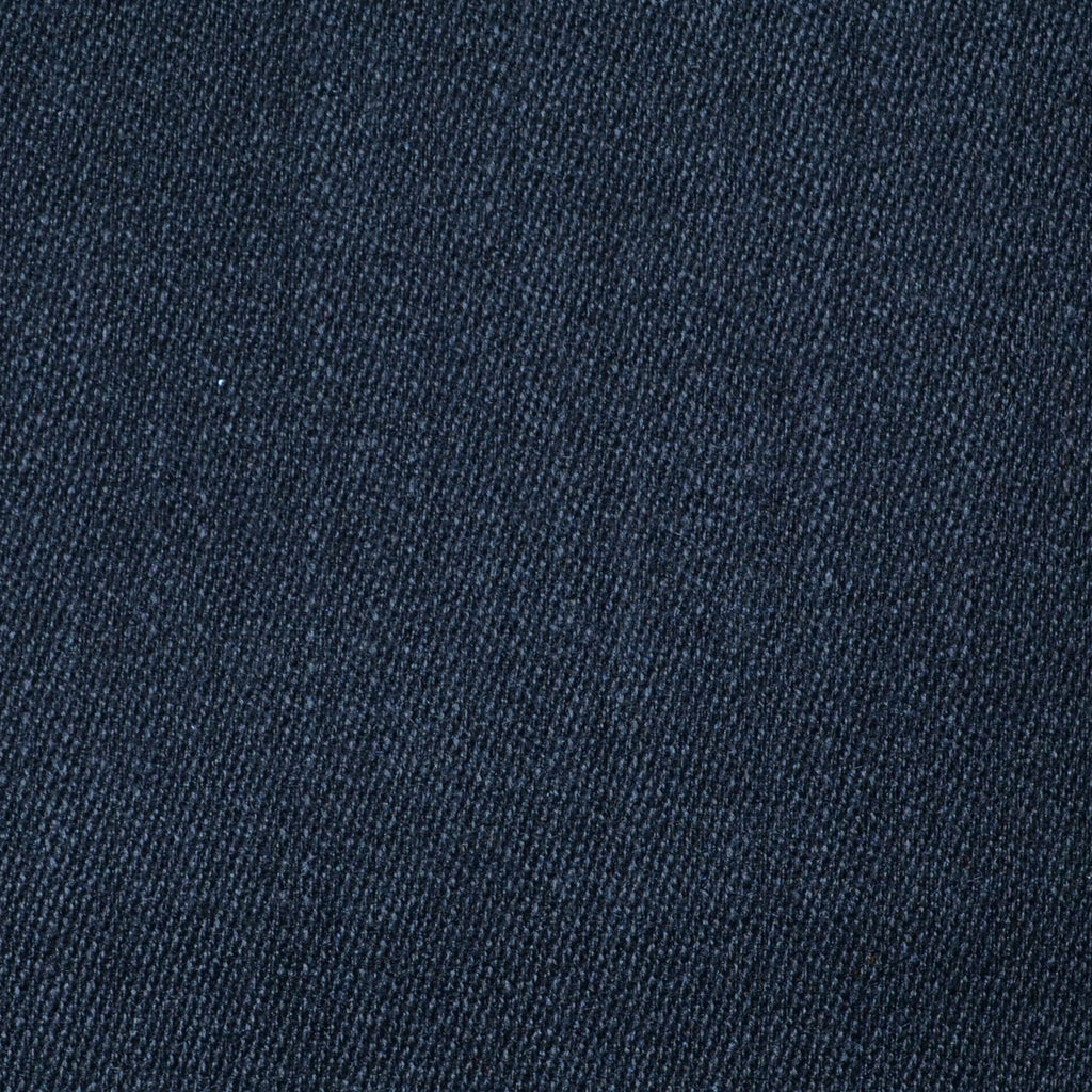 Dark Grey All Wool Covert Coating
