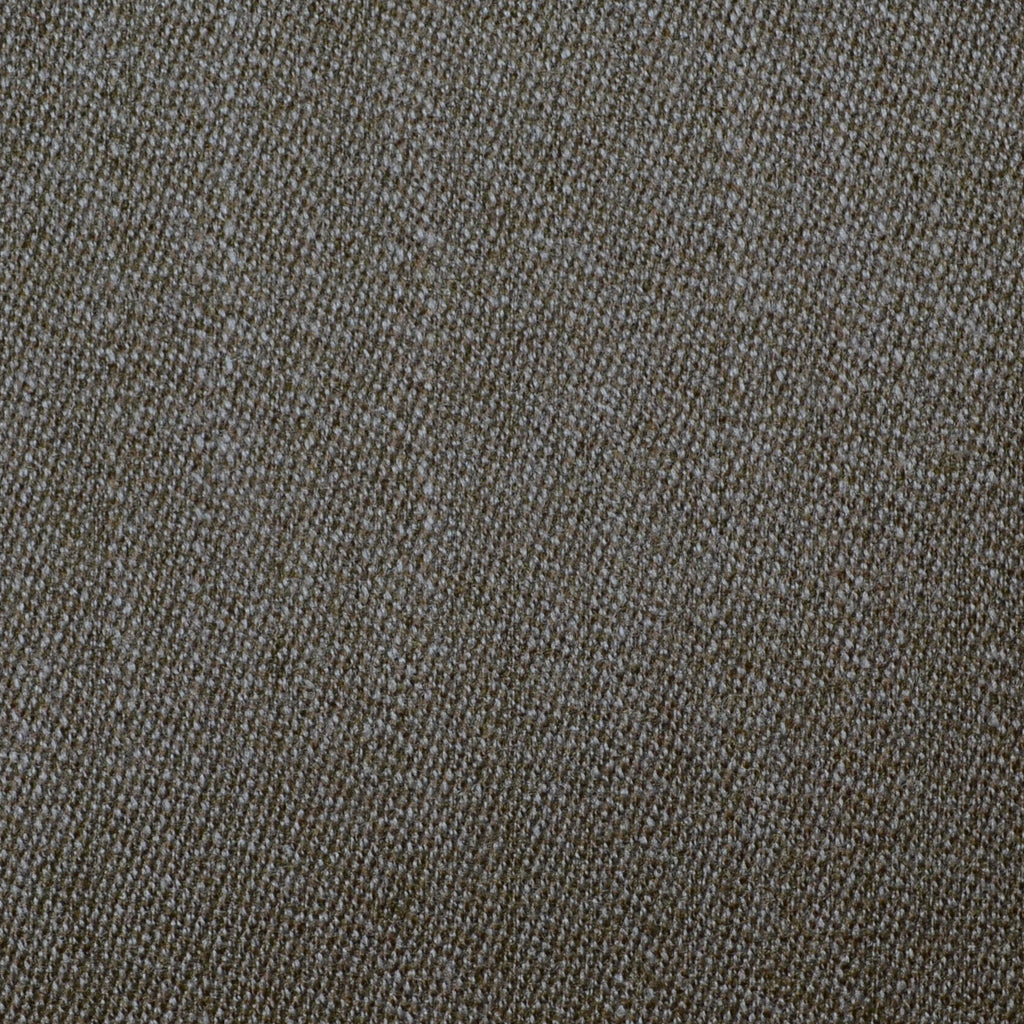 Khaki All Wool Covert Coating