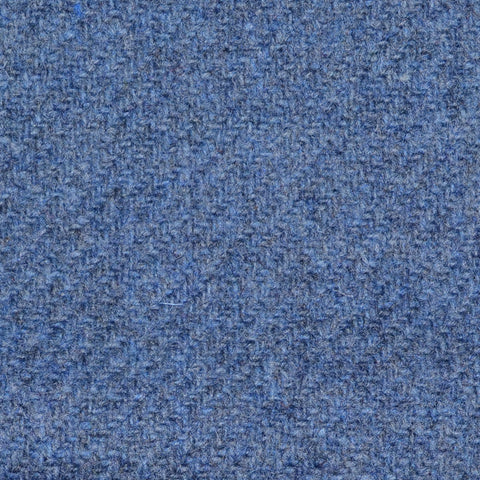 Light Blue Marl Lambswool Tweed