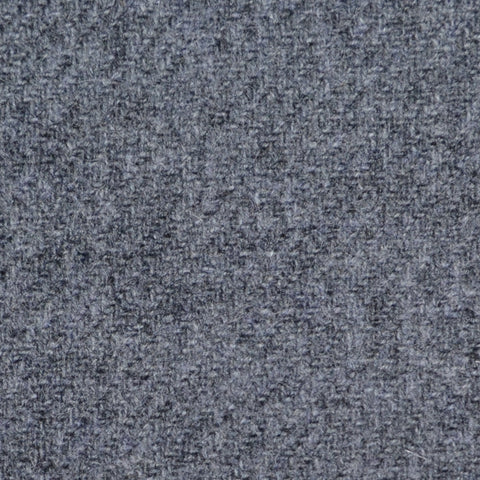 School Grey Marl Lambswool Tweed
