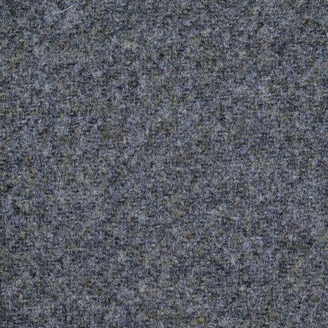 Medium Grey Marl Lambswool Tweed