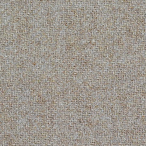 Beige Marl Lambswool Tweed