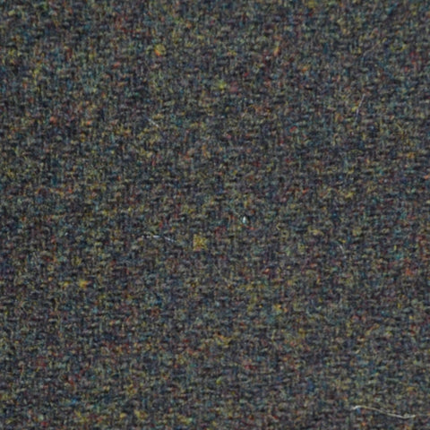 Moss Green Marl Lambswool Tweed