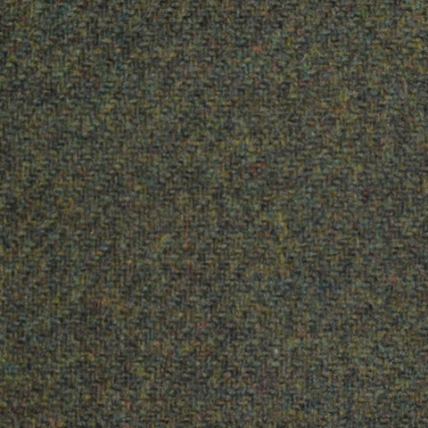 Loden Green Marl Lambswool Tweed