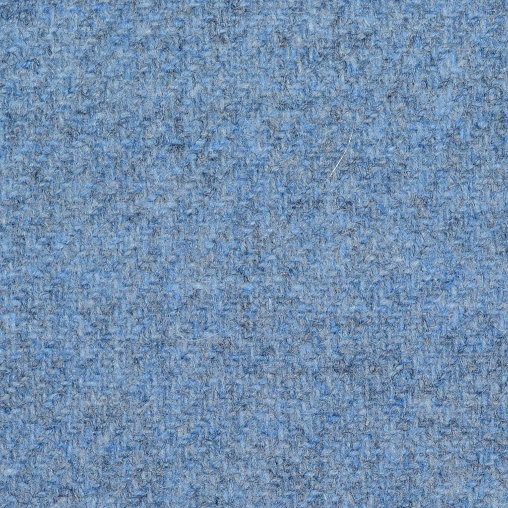 Aqua Marl Lambswool Tweed