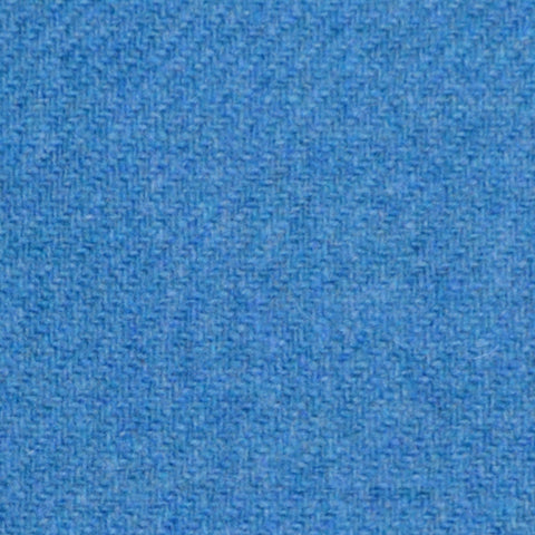 Sea Blue Marl Lambswool Tweed