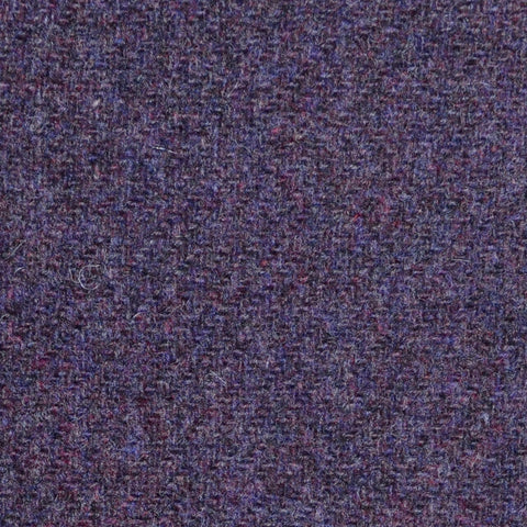 Grape Marl Lambswool Tweed