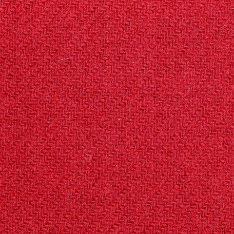 Red Marl Lambswool Tweed