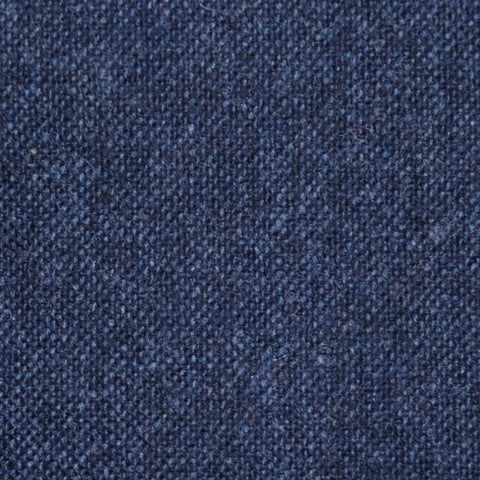 Medium Blue Salt & Pepper Donegal Lambswool Tweed