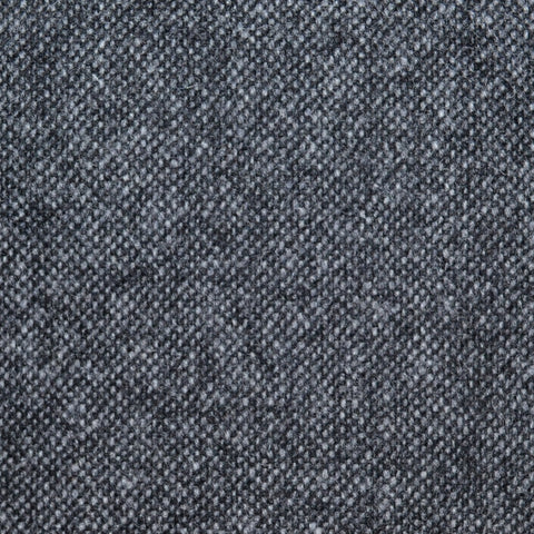 Medium Grey Salt & Pepper Donegal Lambswool Tweed